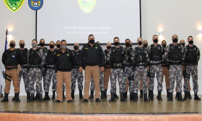 PM realiza estudo de caso do cerco policial no Taquari dos Polacos