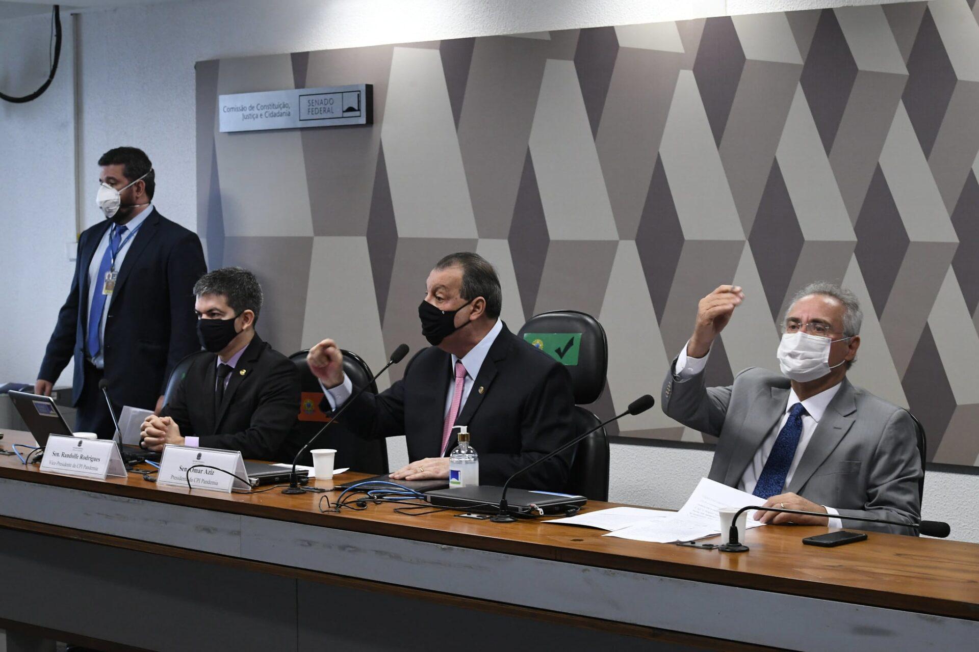 Sem presença de convocados, CPI vota requerimentos nesta terça-feira