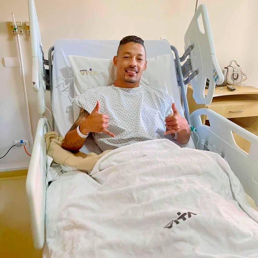 Jogador do Operário passa for cirurgia no joelho
