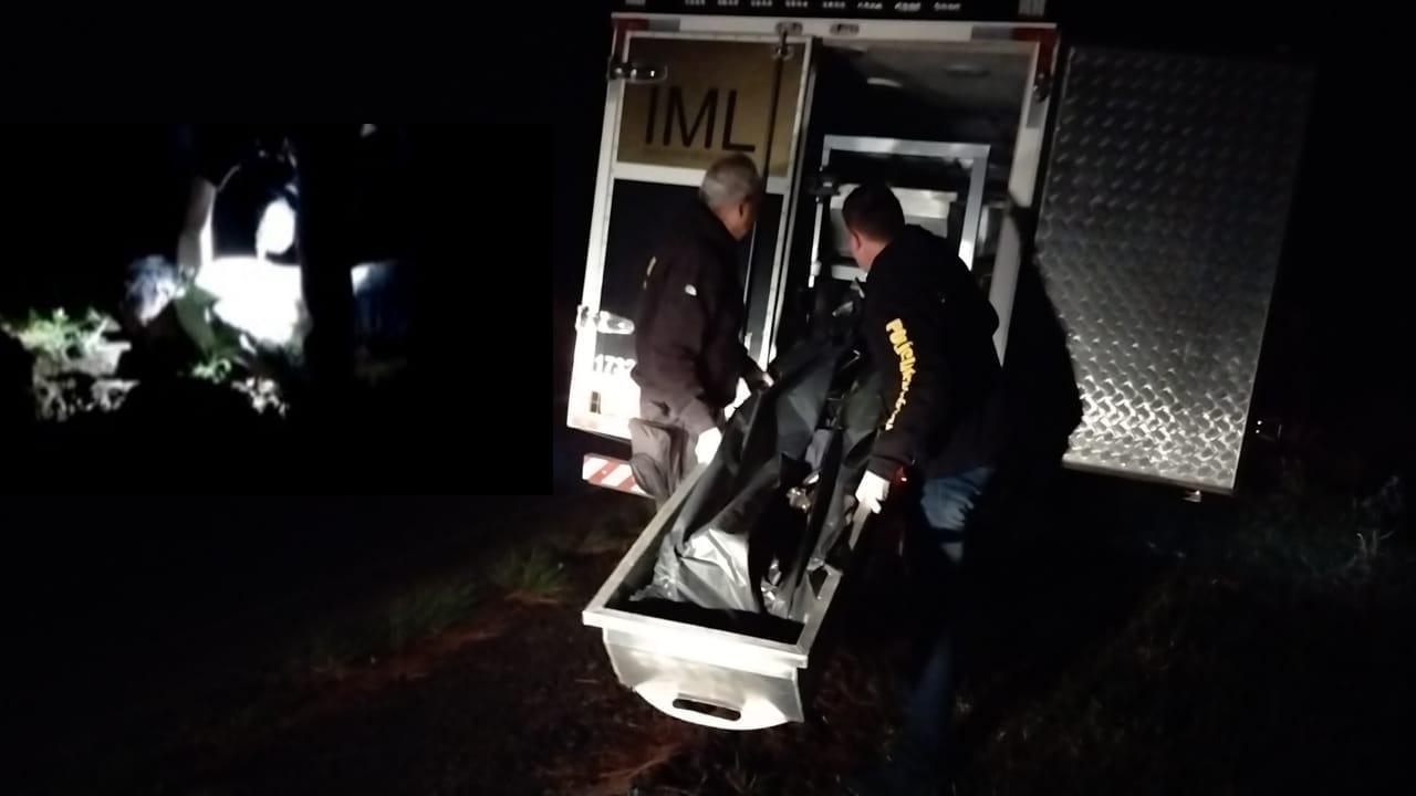 Suspeito de matar jovem é encontrado morto em Ponta Grossa