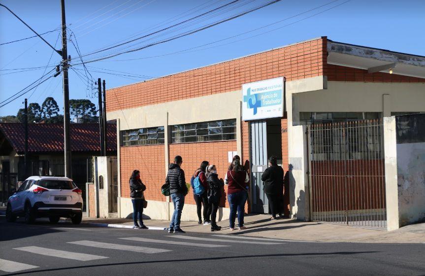 Confira as vagas de emprego para hoje em Castro