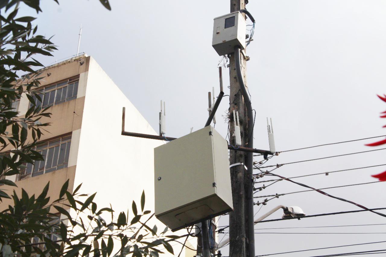 Wi-Fi gratuito do PG Conectada conta com mais de 42 mil usuários cadastrados