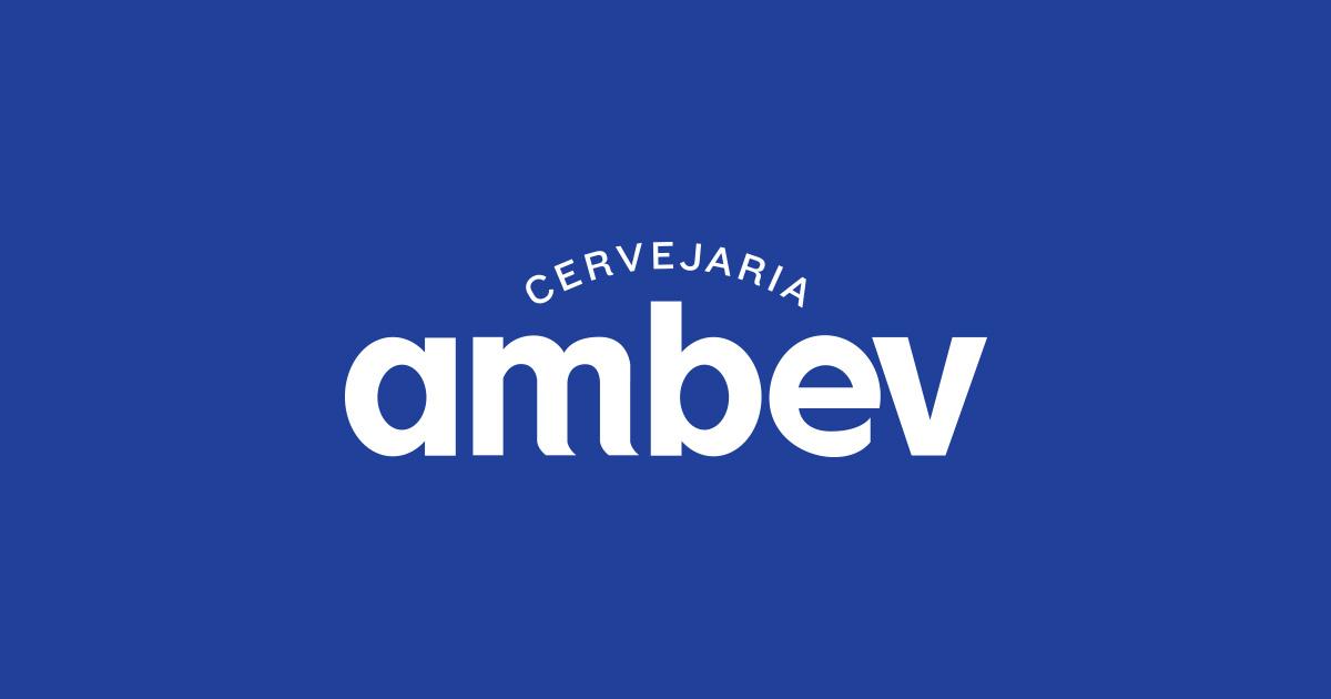 AMBEV oferece vagas de estágio para candidatos de todo o Brasil