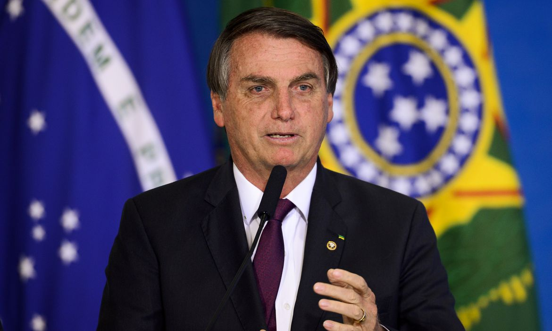 Credenciamento aberto para participação de agenda de Bolsonaro na região