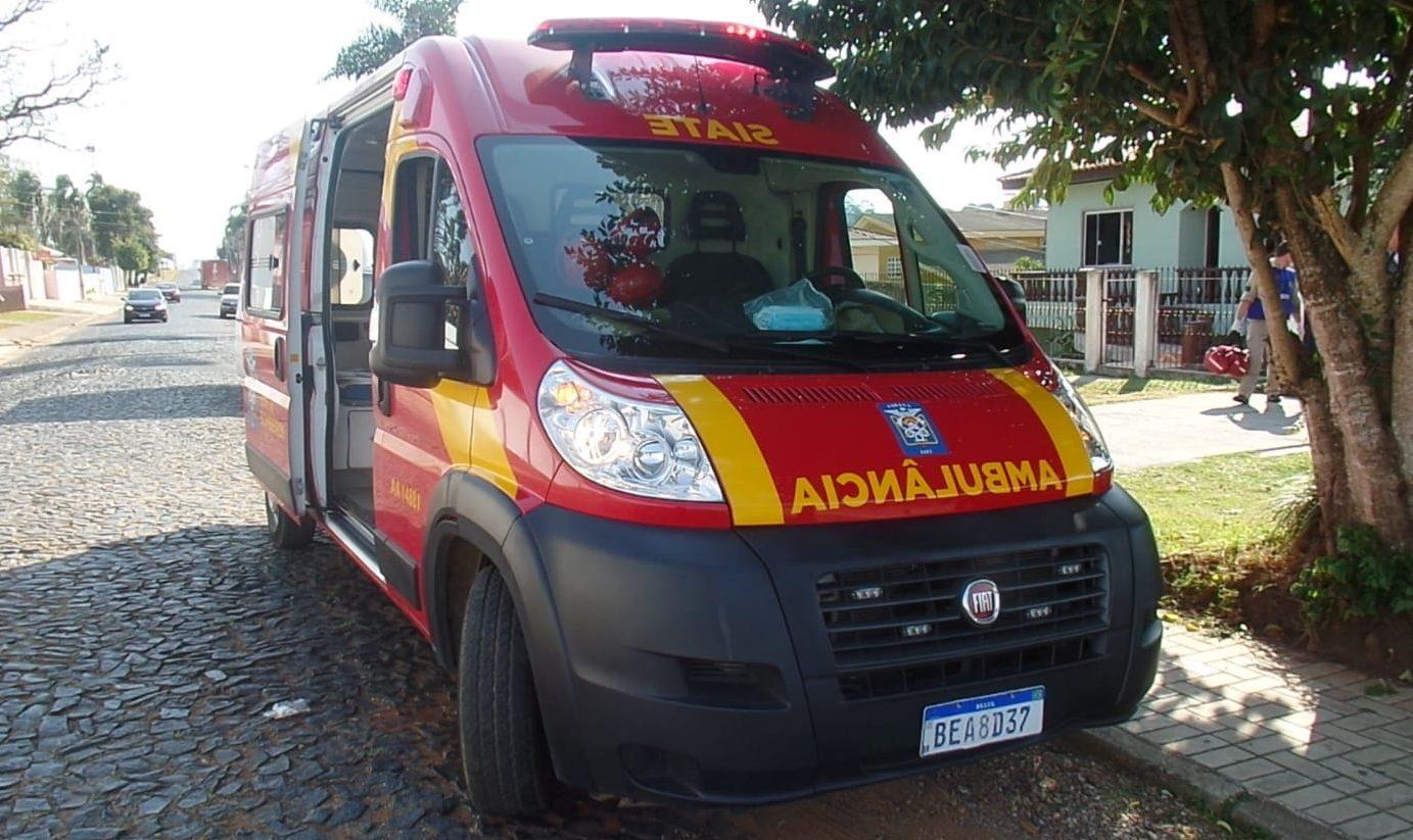Agora: Bebê cai de cama e bombeiros são acionados no Santa Paula