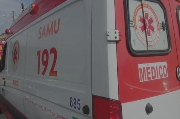 URGENTE: Homem é baleado no Centro de PG e fica em estado grave