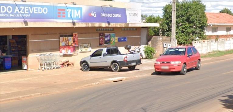URGENTE: Mercado é assaltado neste momento em Uvaranas