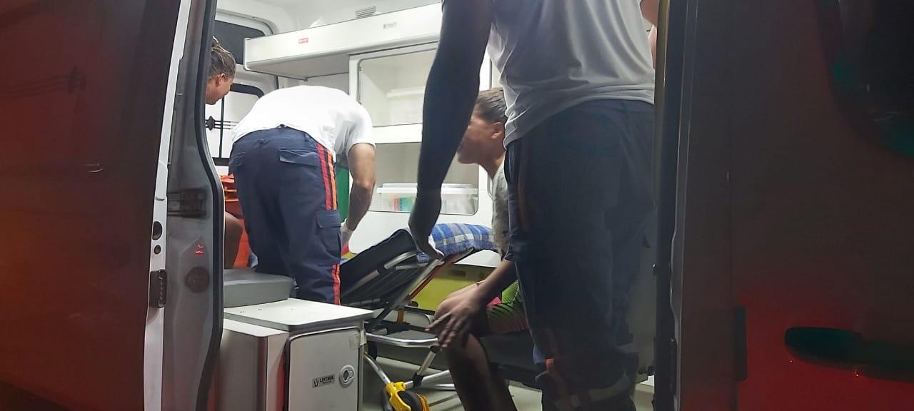 Urgente: Crianças de 1 e 7 anos e mais três mulheres são queimadas após explosão em PG