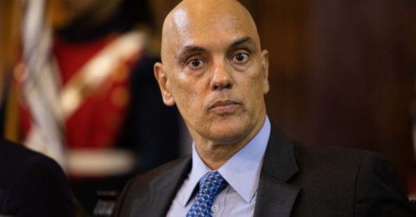 """Ex-PM ameaça Moraes """"Terça-feira vamos te matar"""""""