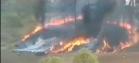 Vídeo: avião cai e deixa 7 mortos