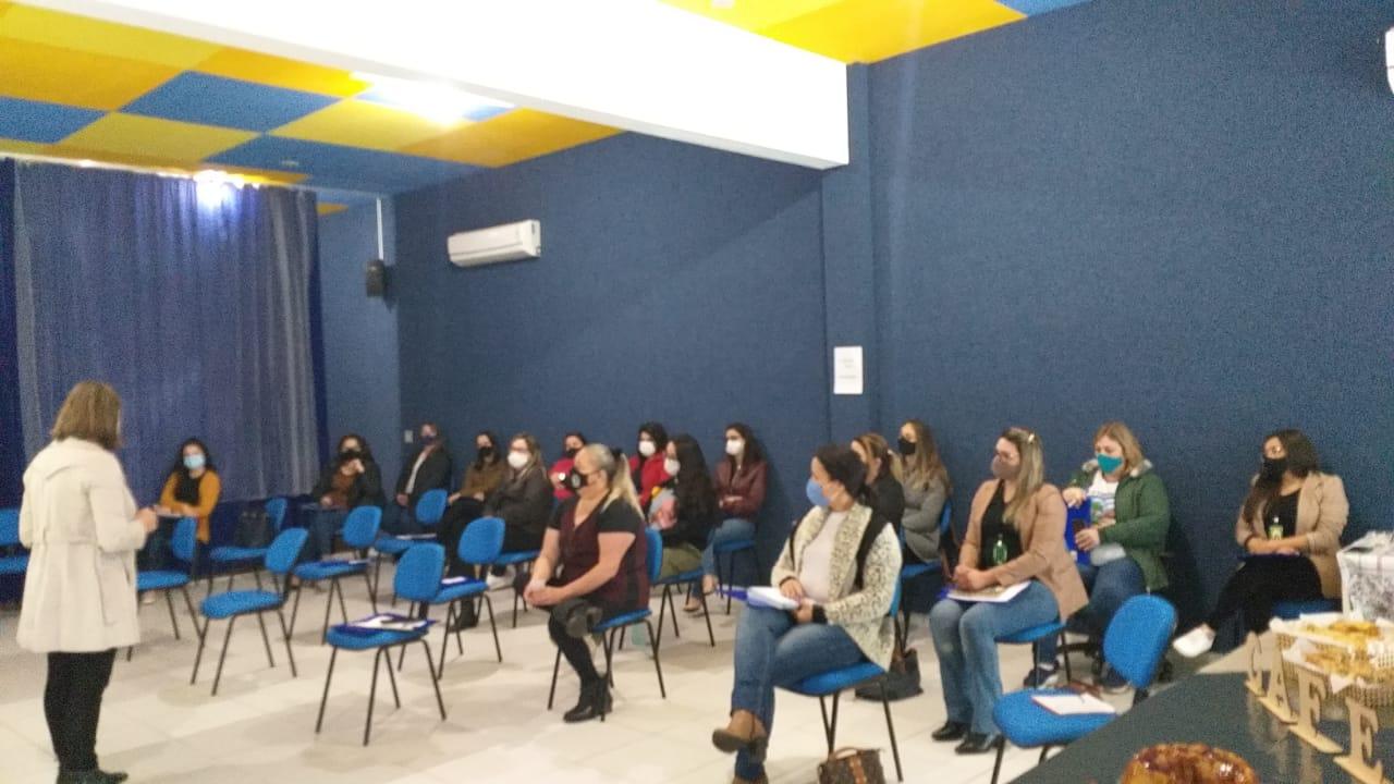Castro: servidores participam capacitação para atuar em defesa dos direitos da criança e do adolescente