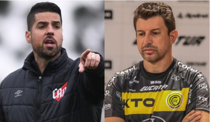 Paranaense ainda não terminou e terá hoje o confronto entre, Athletico e FC Cascavel