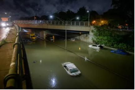 País declara estado de emergência devido a inundações