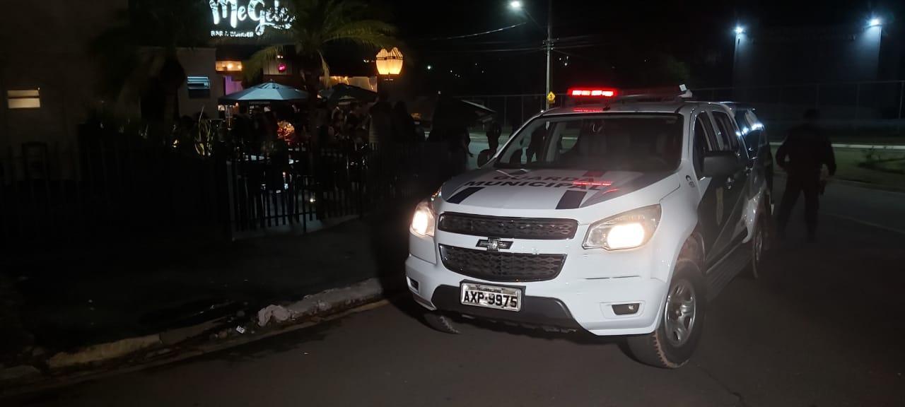 Guarda Municipal é acionada para atender briga em bar de Uvaranas