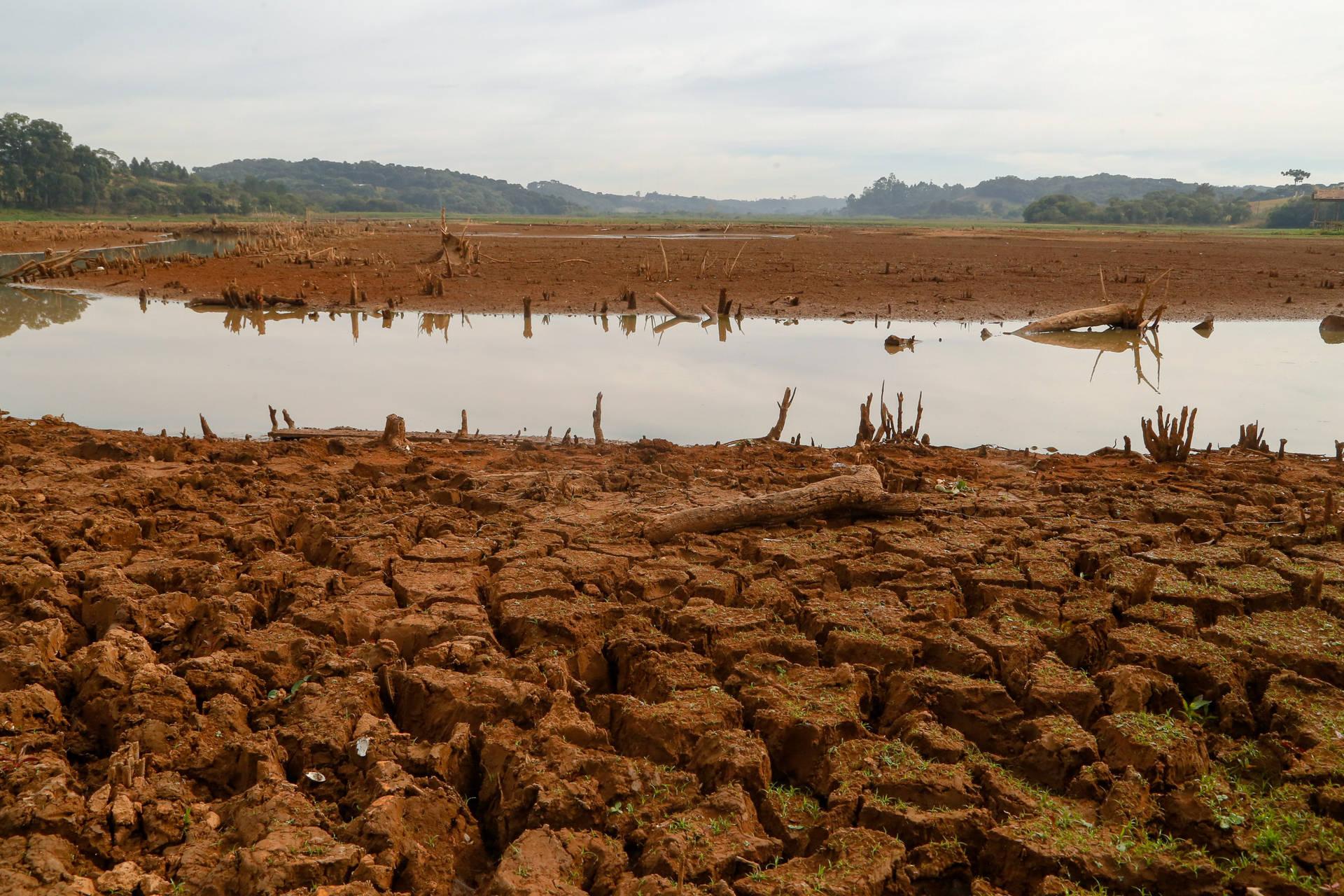 Dados do Simepar indicam chuvas abaixo da média no Paraná em setembro