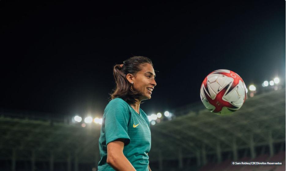 Andressa Alves e Ana Vitória são convocadas para seleção feminina