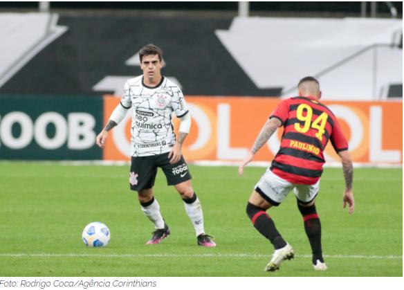 Brasileirão: de olho no G-4, Corinthians enfrenta Sport na Arena Pernambuco neste sábado