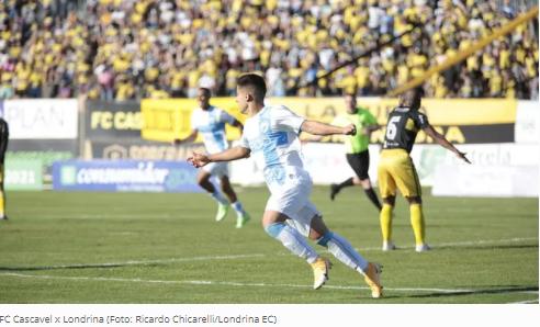 Londrina vence FC Cascavel nos pênaltis, por 6 a 5 e é campeão Paranaense