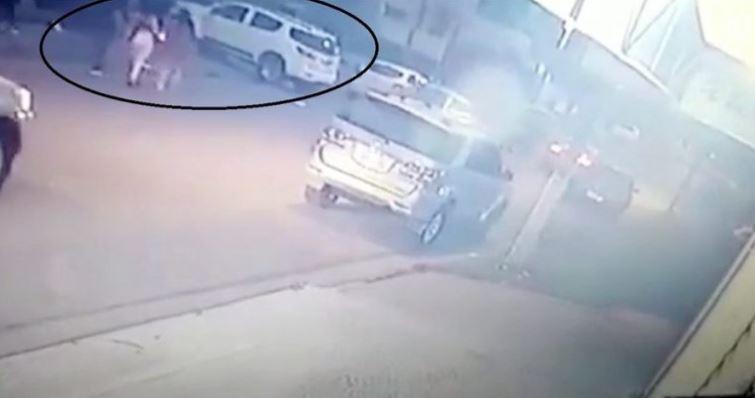 Vídeo: atiradores matam filha de Governador Paraguaio